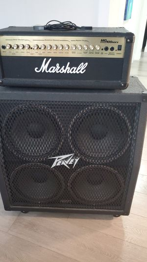 Marshall and Peavy stack for Sale in Hollywood, FL