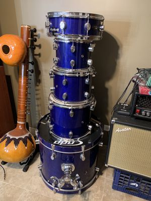 PDP by DW LX series Drum set for Sale in Chicago, IL