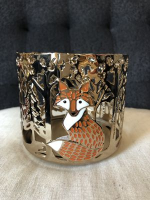 Woodland Critters, 3-wick Candle Holder for Sale in Rancho Cucamonga, CA