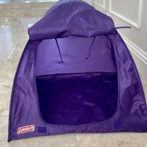 Coleman purple tent For Dolls for Sale in Fort Lauderdale, FL