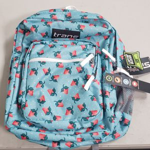 Jansport Strawberry Backpack with laptop Sleeve for Sale in Torrance, CA