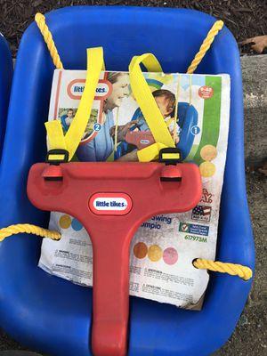Little Tikes Baby Swing for Sale in Upper Marlboro, MD