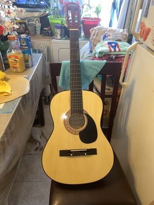 Crescent Guitar for Sale in East Haven, CT