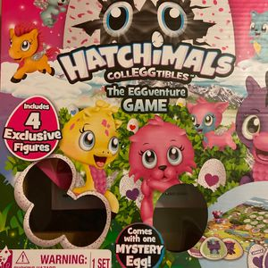 Hatchimals Colleggtibles Board Game for Sale in The Bronx, NY