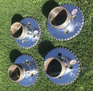 Dayton Stamped 4x100 Set for Sale in Tempe, AZ