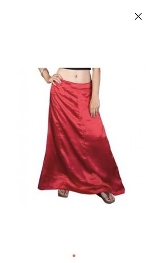 Satin petticoats for saree for Sale in Irving, TX