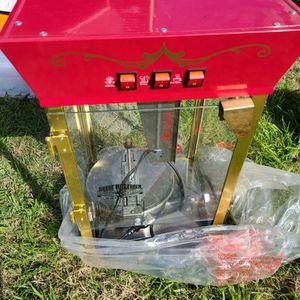 Popcorn Machine for Sale in San Bernardino, CA