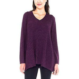 Knit V Neck Tunic Pullover Sweater for Sale in Euclid, OH