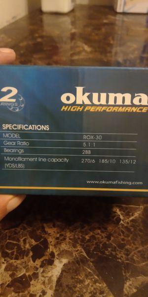 Okuma reel brand new for Sale in Wichita, KS