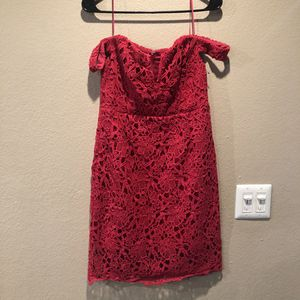 Women's Lace Dress Astr The Label size Large for Sale in Beaumont, CA