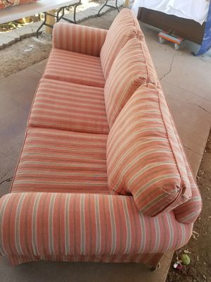 Big couch for Sale in Phoenix, AZ