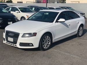 2010 Audi A4 2.0T Premium Plus Sedan, TurboCharged 2.0 Liter 4 Cylinder 211hp, backup camera, sunroof, AND MORE for Sale in Bellflower, CA