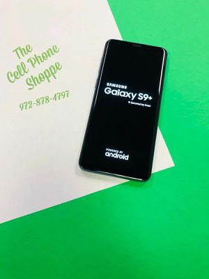 Samsung Galaxy S9 Plus Unlocked 64gb Blue/Black/Purple For Sale! for Sale in Carrollton, TX