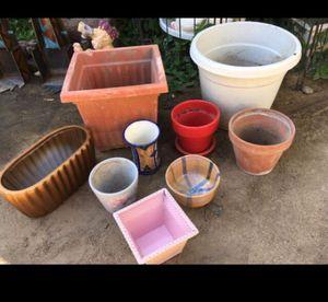 Pots for Sale in Fresno, CA