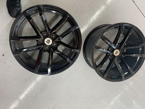 20in Black Transformer Rims for Sale in Mesa, AZ
