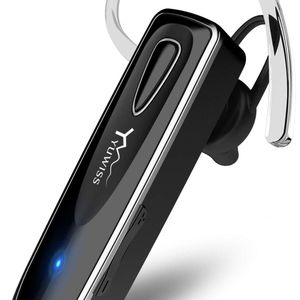 Yuwiss Bluetooth Earpiece for Cell Phone with Mic Wireless in Ear Earbud Headphones Car Headset with 20 Hours Noise Canceling Hands Free Calling Compa for Sale in Brooklyn, NY