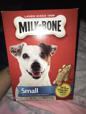 Milk bone ( small ) for Sale in Arlington, VA
