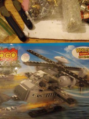 3 in 1 Cogo legos toy new for Sale in Smyrna, TN