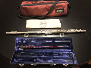Emerson Nickel Silver flute for Sale in Land O Lakes, FL
