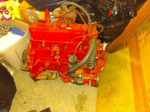 4 cylinder chevy boat motor for Sale in Freistatt, MO