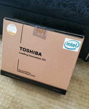 """Toshiba Satellite L755-S5360 15.6"""" , 6GB, 750GB for Sale in Aliso Viejo, CA"""