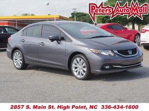 2015 Honda Civic Sedan for Sale in Greensboro, NC