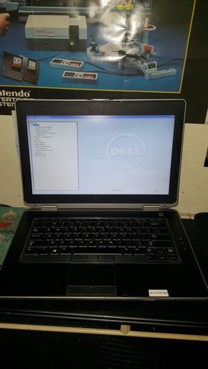 Dell e6430 i7 8gb ram ssd laptop computer for Sale in Manchester Township, NJ