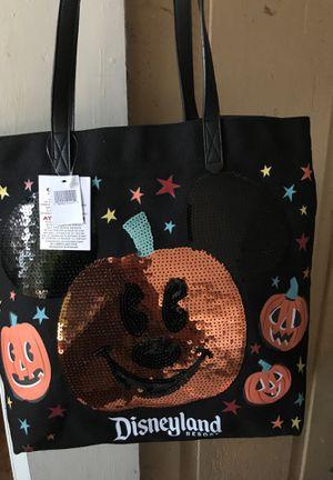 Disneyland halloween tote for Sale in Jurupa Valley, CA