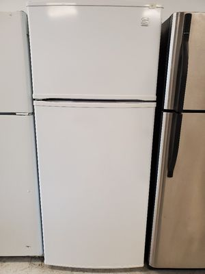 Kenmore top freezer refrigerator used good condition with 90 day's warranty for Sale in Mount Rainier, MD