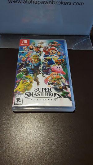 Nintendo Switch Super Mario Brothers for Sale in Phoenix, AZ