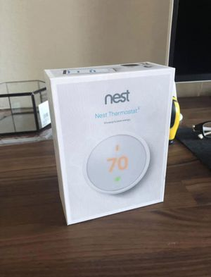 Nest Thermostat E for Sale in Austin, TX