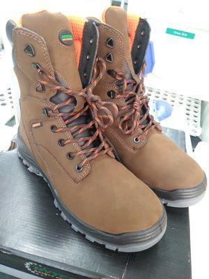 Hytest steel toe boots (10) for Sale in Glendale, AZ