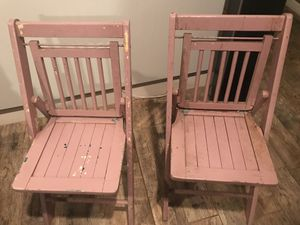 Antique wood chairs for Sale in Lutz, FL