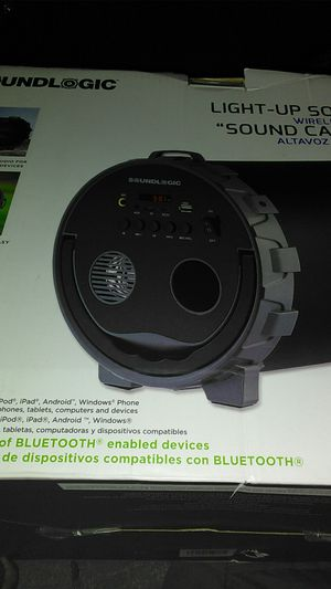 Brand new in the box canon Bluetooth speaker for Sale in Jacksonville, FL