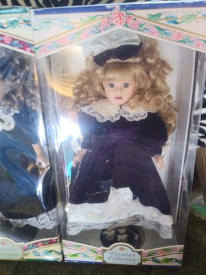Porcelain dolls for Sale in Colton, CA