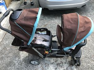Graco DuoGlinder Double Stroller for Sale in Columbia, SC