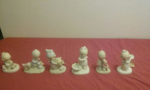 Precious Moment figurines retired prior to 1990 for Sale in Grand Prairie, TX