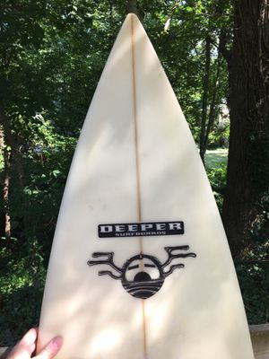 Surfboard 6ft 6 inches tri-fin for Sale in Richmond, VA