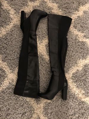 Thigh high knee boots for Sale in Dallas, TX