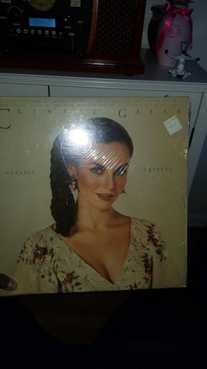 Crystal Gayle record for Sale in San Diego, CA
