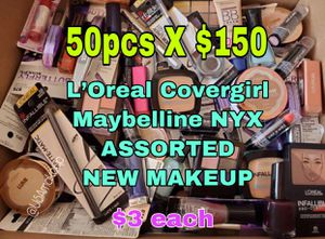 MAKEUP LOT - NEW SEALED PRODUCT for Sale in West Jordan, UT