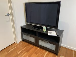 """Panasonic 42"""" Plasma TV with remote and manual for Sale in Oakland, CA"""