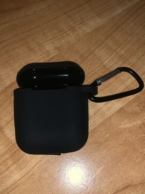 New Apple AirPods 1/2 Case Black for Sale in San Fernando, CA