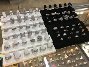 Estate, closeouts and designer jewelry 925 Sterling silver for Sale in Prattville, AL