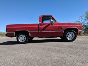 1984 C10 Chevy Silverado short bed 2WD for Sale in Glendale, AZ