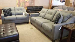 Grey Sofa and Loveseat Set for Sale in Phoenix, AZ