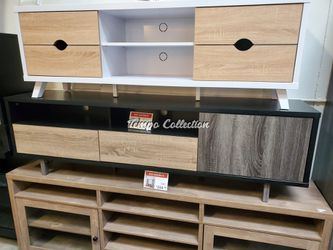 London 3 Color TV Stand up to 75in TVs, SKU# ID151362TC for Sale in Santa Fe Springs,  CA