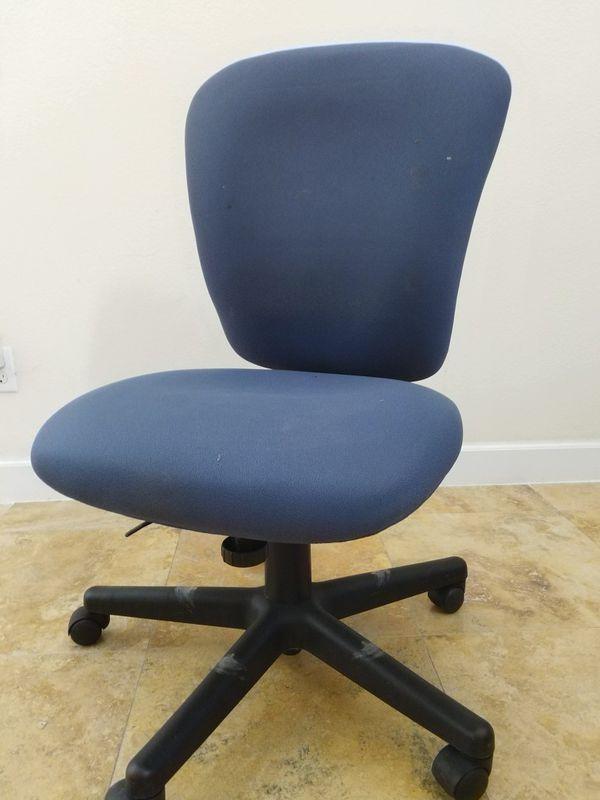 Office Chair Ergonomic - Lumbar Support - Seat Cushion Rolling Swivel