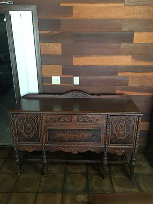 Antique Dresser for Sale in Bel Aire, KS