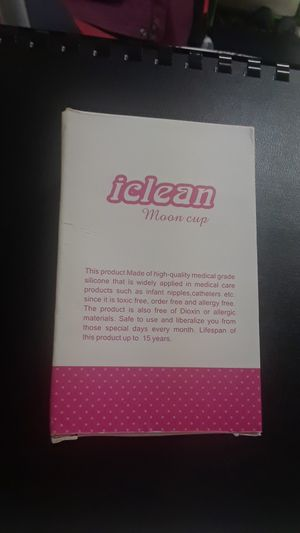 Iclean Moon cup BNIB for Sale in Salt Lake City, UT